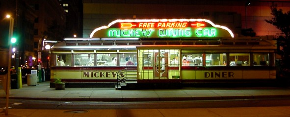 Mickey's Dining Car in Saint Paul